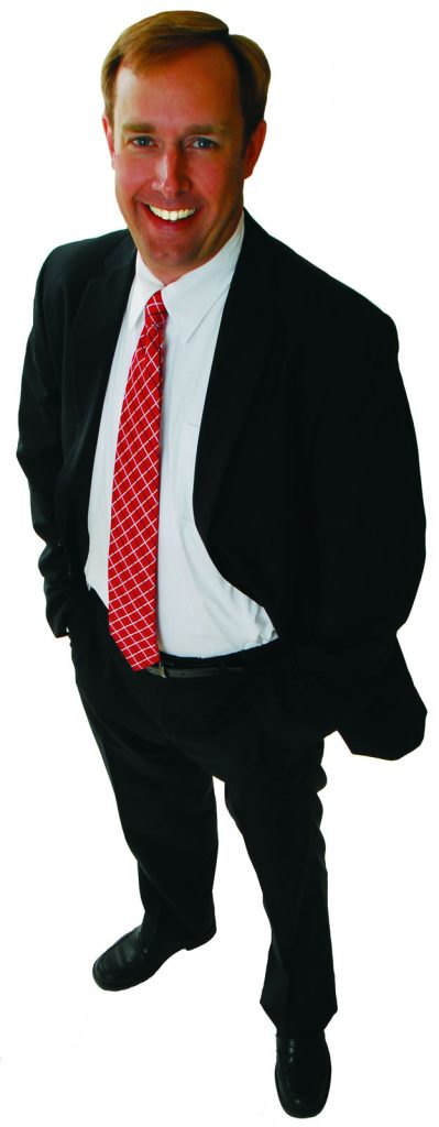 Jeffrey Kerr Standing Picture