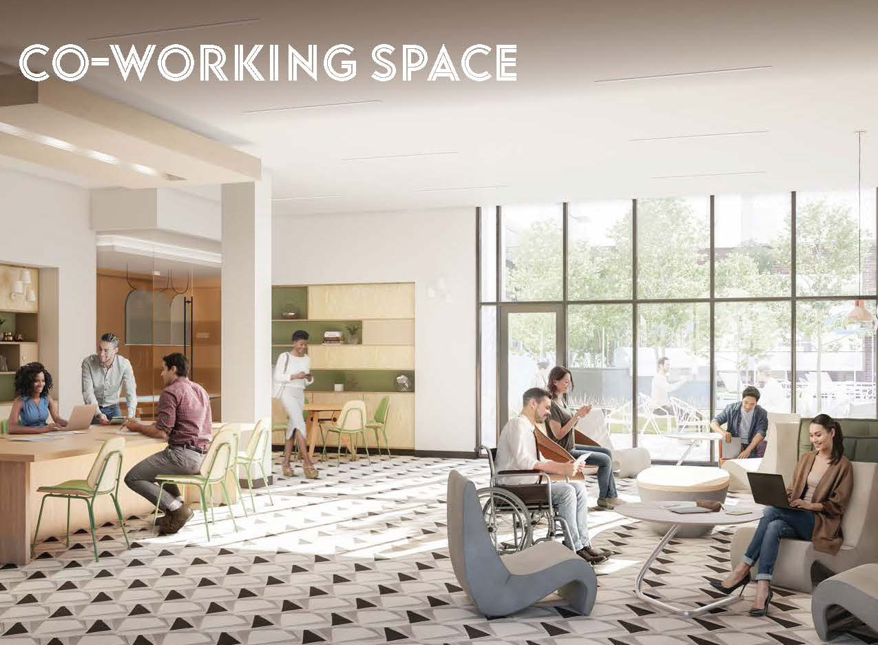 Co-Working Space - ARTWORKS TOWER