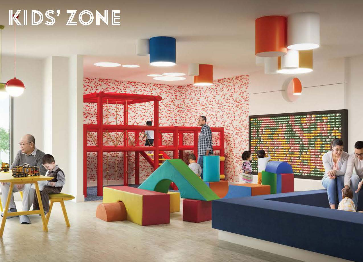Kids' Zone - ARTWORKS TOWER