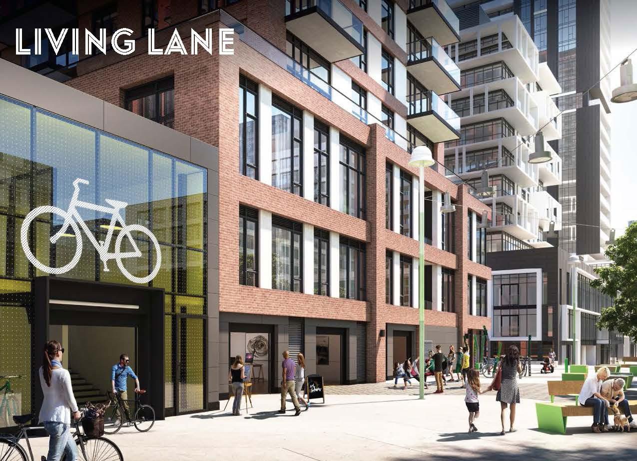 Living Lane - ARTWORKS TOWER
