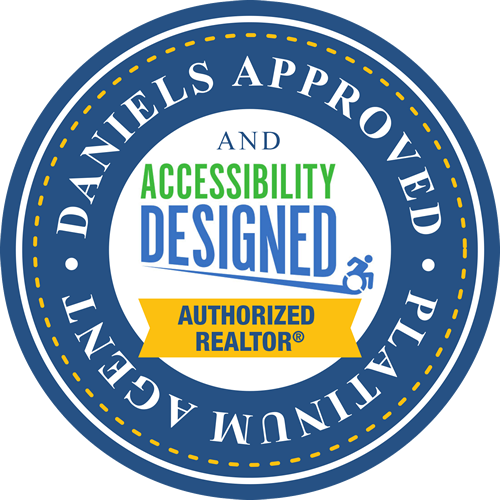 Accessibility Designed Authorized Realtor
