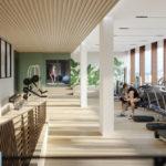 2nd Floor Fitness Centre