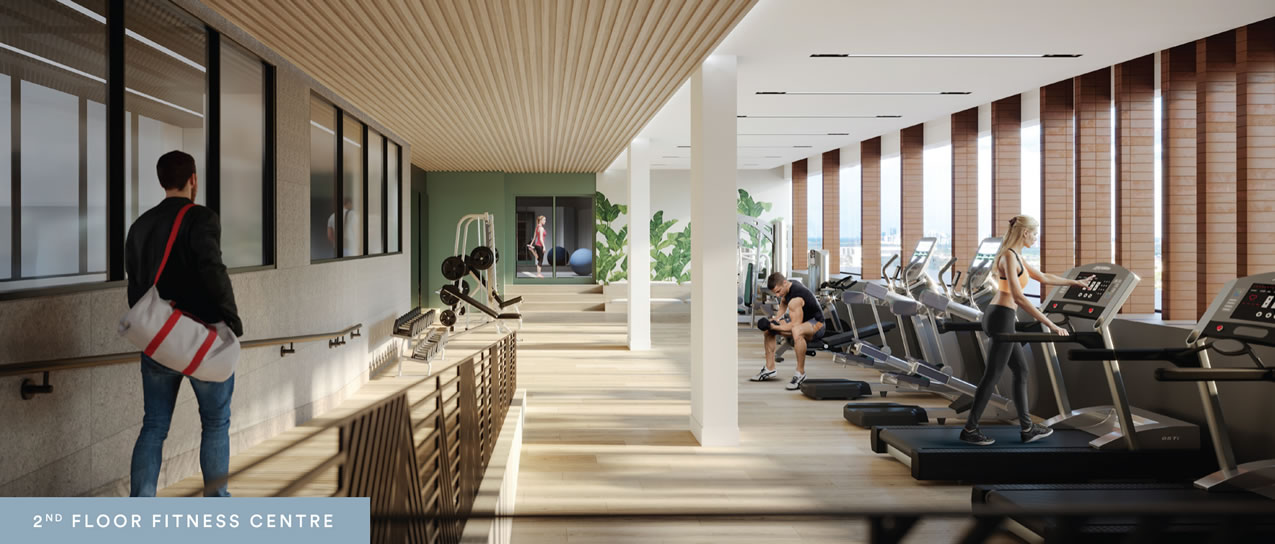 2nd Floor Fitness Centre